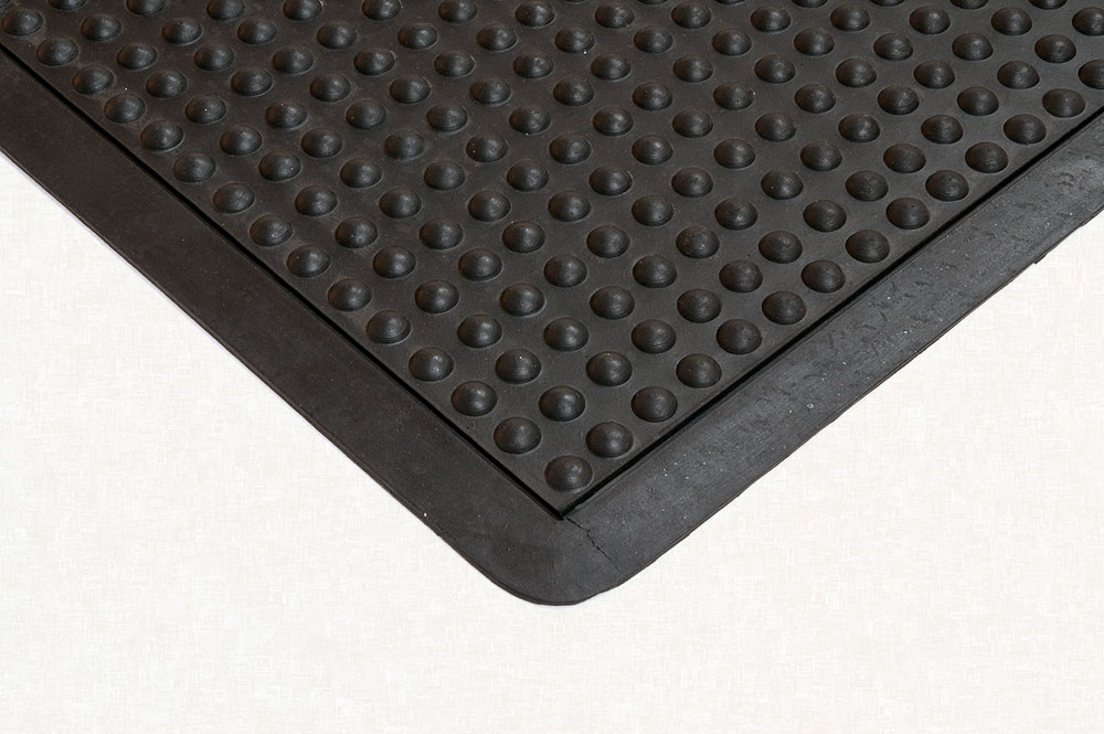 Bubble mat Black